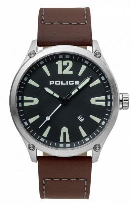 Mens Police Mens Gents Wrist Watch PL15244JBS/02