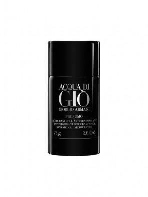 Giorgio Armani Mens Gents Acqua Di Gio Profumo Deodorant Stick 75G Aftershave Fragrance
