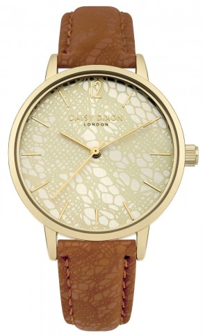 Daisy Dixon Katie Womens Ladies Wrist Watch Silver Dial DD004SM
