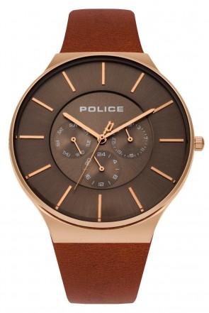 Police Mens Gents Quartz Wrist  Watch 15044JSR/12
