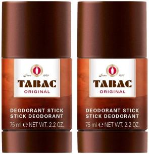 Maurer & Wirtz Mens Gents Original Deodorant Stick 75 ml 2 Pack