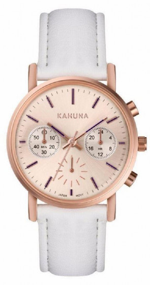 Kahuna Ladies Womens ChronographWrist Watch KLS-0384L