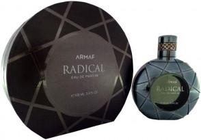 Armaf Radical Slate Blue For Men 100ml EDP Gents Fragrance Aftershave Cologne
