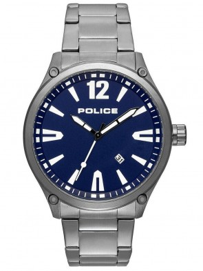 Police Mens Gents Wrist Watch PL15244JBU/03M