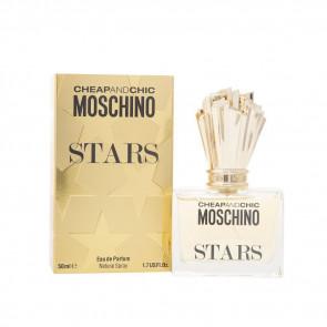 Moschino Ladies Womens Cheap And Chic Stars 50ml EDP Perfume Fragrance