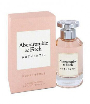 Abercrombie & Fitch Ladies Womens Authentic Woman 100ml EDP Perfume Fragrance