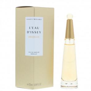Issey Miyake Ladies Womens L'eau D'issey Absolue 25ml EDP Perfume Fragrance