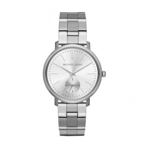 Michael Kors Hartman Silver Ladies Womens Wrist Watch MK3499