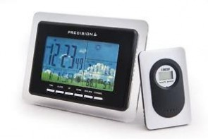 Precision Radio Controlled Weather Station.