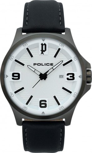 Police Mens Gents Clan Quartz Wrist Watch 15384JSU/04
