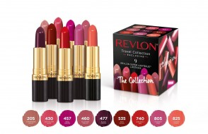 Revlon Super Lustrous Lip Cube Lipsticks