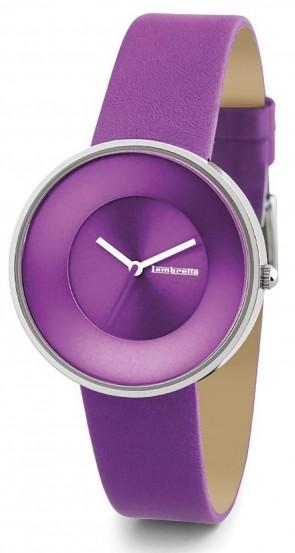 Lambretta Ladies Womens Wrist Watch Purple Face 2101PUR