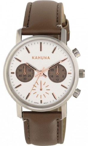 Kahuna Ladies Womens Chronograph Wrist Watch KLS-0318L