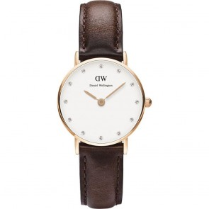 Daniel Wellington Classic Bristol Ladies Womens Wrist Watch DW00100062