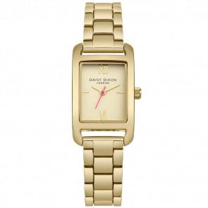 Daisy Dixon Womens Ladies Nadine Wrist Watch Gold Strap Face DD057GM