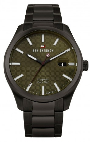 Ben Sherman  Mens Gents Wrist Watch WBS109BBM