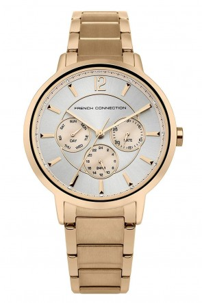 French Connection Ladies Womens Wrist Watch FC1300RGM