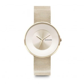 Lambretta Cielo 34 Mesh GoldLadies Womens Wrist Watch  2108PIN