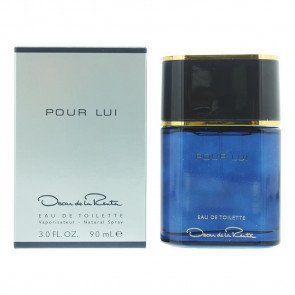 Oscar De La Renta Pour Lui 90ml EDT Mens Gents Fragrance Aftershave Cologne