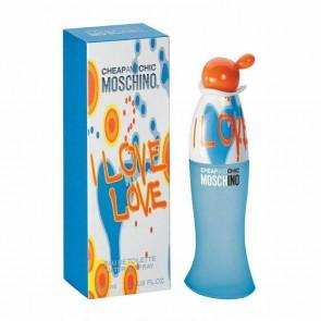 Moschino I Love Love 100ml EDT Ladies Womens Perfume Fragrance