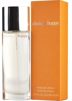 Clinique Happy 50ml Eau De Parfum  Ladies Womens Fragrance