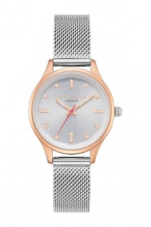 Ted Baker Ladies Womens Gold Silver Wrist Watch TE50650003