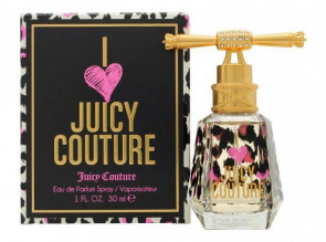Juicy Couture I Love Juicy Couture 30ml EDP Ladies Womens Fragrance Perfume