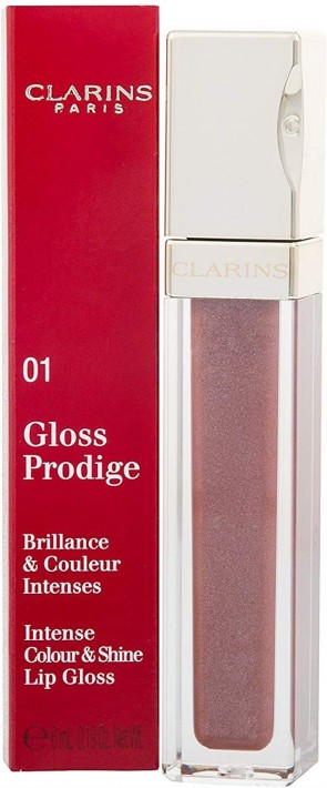 Clarins Gloss Prodige Lip Gloss 01 Chocolate 6ml