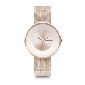 Lambretta Cielo 34 Mesh Rose Gold Ladies Womens Wrist Watch 2266GOL