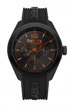 Superdry Mens Gents Wrist Watch SYG215BB
