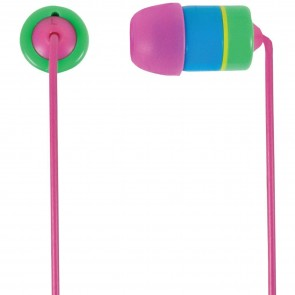 Koss RUK20 In-Ear ISO Headphones - Blue/Pink