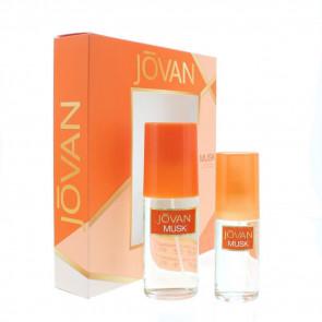 Jovan Ladies Womens Musk for Woman Gift Set 2PC