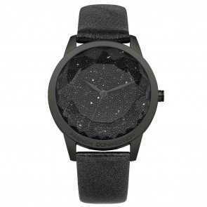 French Connection Black Ladies Womens Wrist Watch  FC1231B