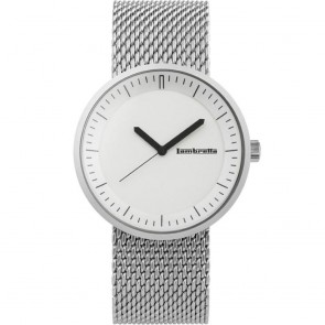 Lambretta Franco Mesh Steel Ladies Mens Unisex Wrist Watch 2160STE