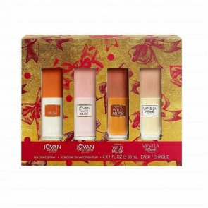 Jovan Ladies Womens Four-Piece Musk 30ML EDC Fragrance Gift Set