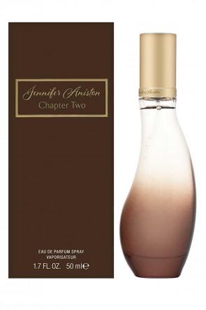 Jennifer Aniston Ladies Womens Chapter Two 50ml EDP Perfume Fragrance