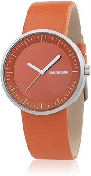 Lambretta Cielo Franco Orange Mens Ladies Unisex Wrist Watch  2160ORG