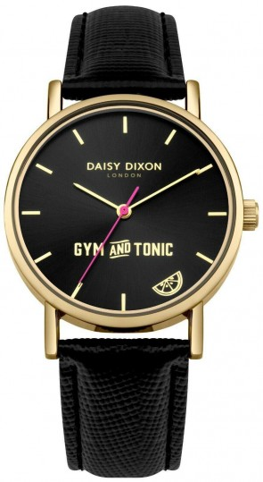 Daisy Dixon Ladies Womens Jamine Wrist Watch White Face DD079BG