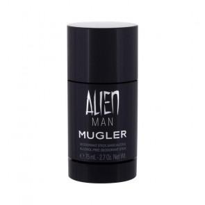 Mugler Mens Gents Alien Man Deodorant Stick 75 ml Fragrance Aftershave
