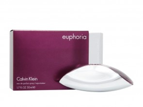 CK Euphoria Womens Ladies EDP-S 50ML