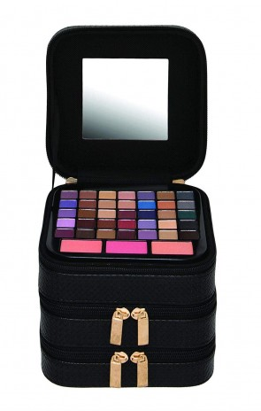 Body Collection Triple Layer Case Make-up Set