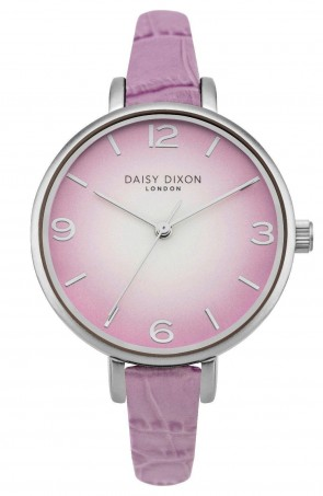 Daisy Dixon Ladies Womens Emmie Wrist Watch White Face DD041V