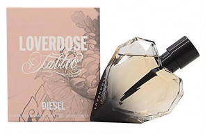 Diesel Ladies Womens Loverdose Tattoo 50ml EDT Perfume Fragrance