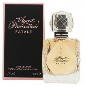 Agent Provocateur Ladies Womens Fatale 50ml EDP Perfume Fragrance