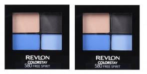Revlon Ladies Womens Girls Colourstay Quad Eye Free Sprit