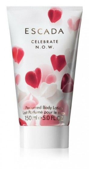 Escada Celebrate Now 150ml Body Lotion Ladies Womens