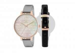 Ted Baker Ladies Womens Wrist Watch TEW50013002