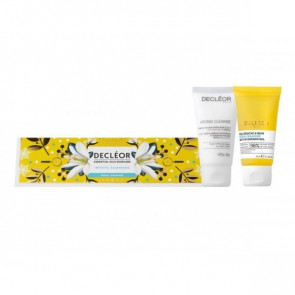 Decleor Ladies Womens Inifinite Cleansing Gift Set 50ml Cleansing Mousse & 50ml Bath & Shower Gel