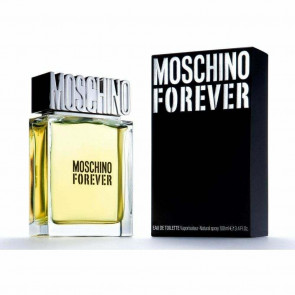 Moschino Mens Gents Forever 100ml EDT Fragrance Aftershave Cologne