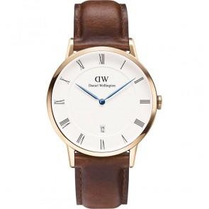 Daniel Wellington Classic St Mawes Rose Mens Gents Wrist Watch DW00100083